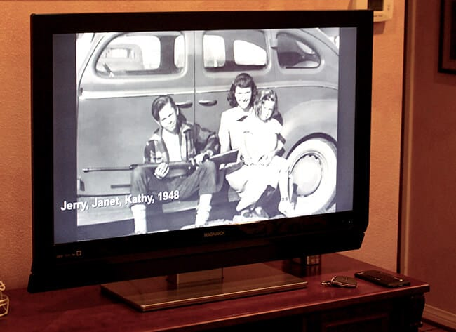 Old time Movie