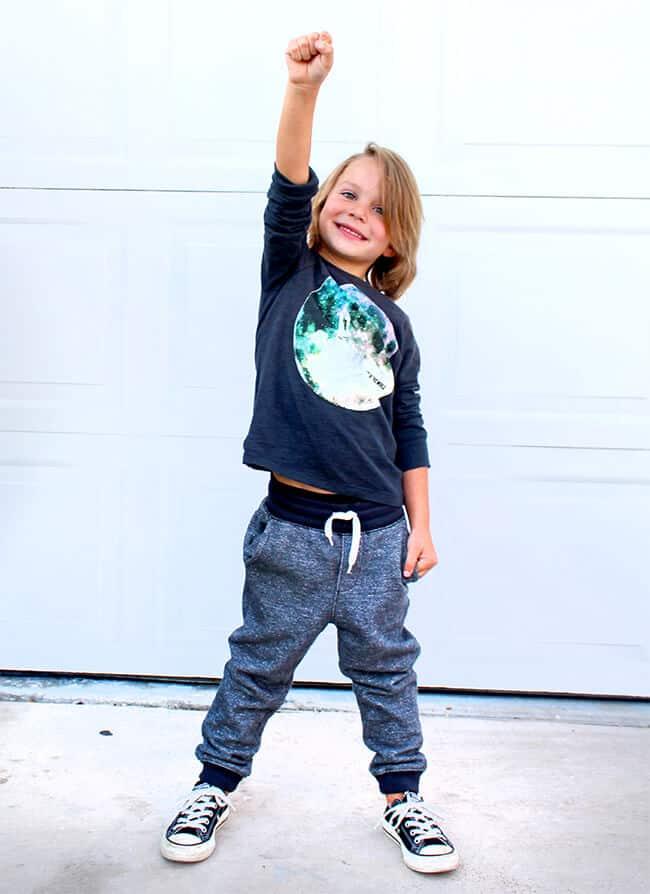 Oshkosh Kids Fashion Fall 2015
