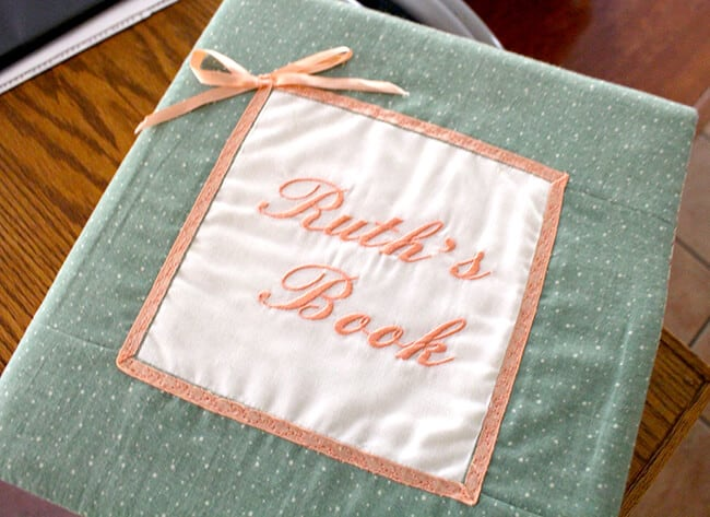 Ruth Young Photo Book