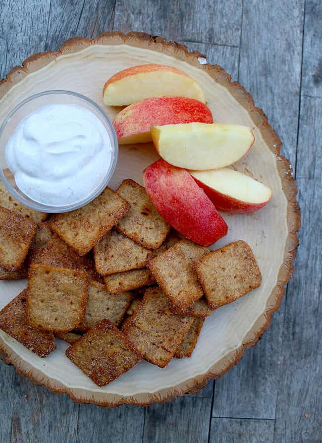 Archer Farms Cinnamon Apple Pita Chips