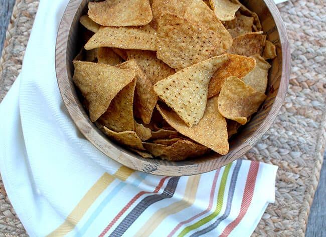 Archer Farms Cinnamon Sugar Tortilla Chips