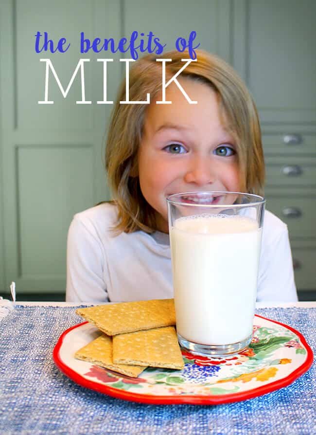 Benefits of Milk