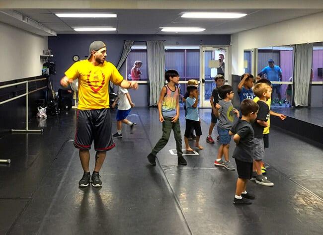 Boys Dance Class Anaheim Hills