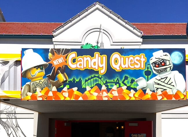 Brick Or Treat Candy Quest