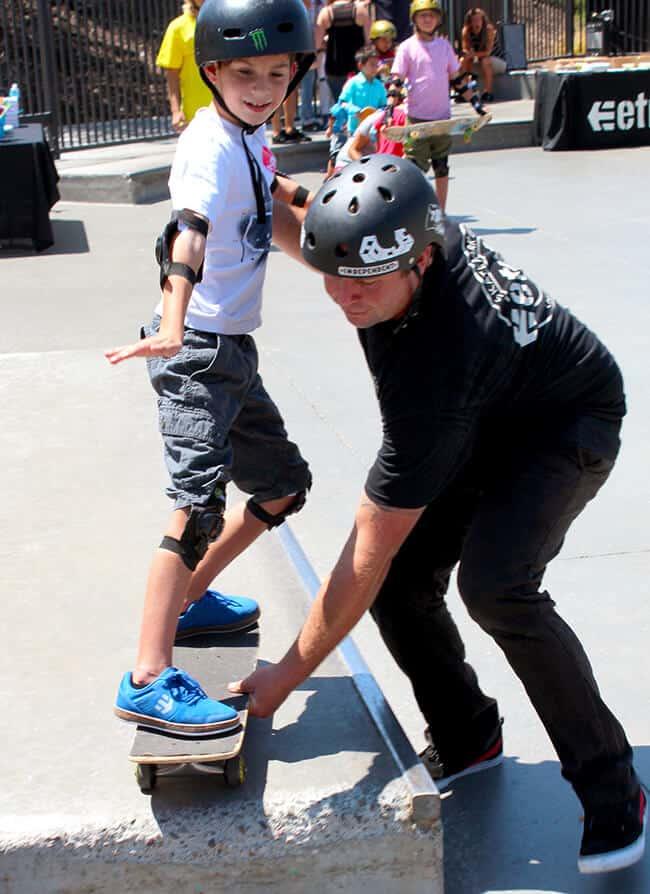 Etnies Orange County Skate Camp