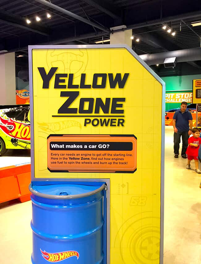 Fun at Discovery Science Center