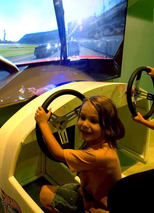 Hot Wheels at Discovery Science Center