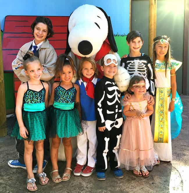 Knott's Spooky Farm Costumes