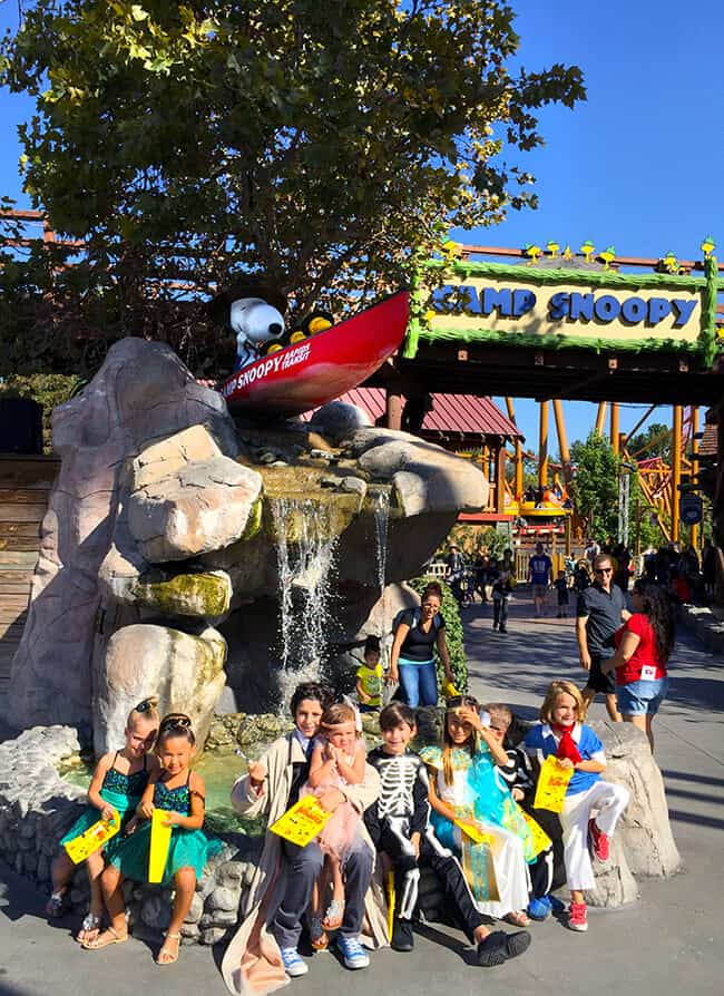 Knott's Spooky Farm Weekends