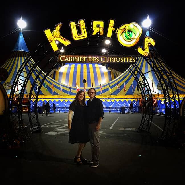Kurios - Cirque Du Soliel