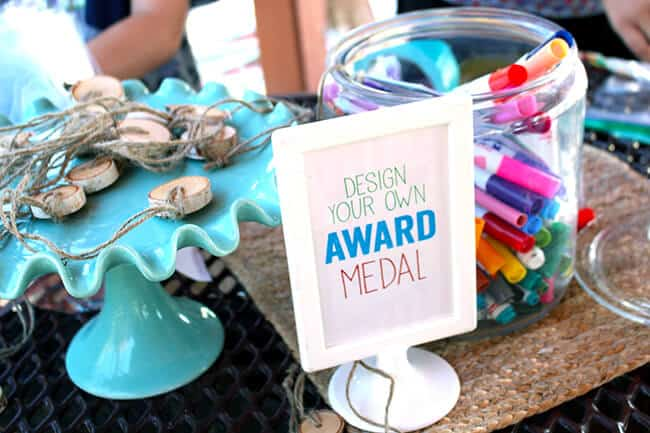 Make Your Own Medal