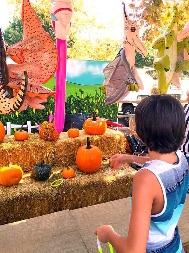 OC Pumpkin Patch Games