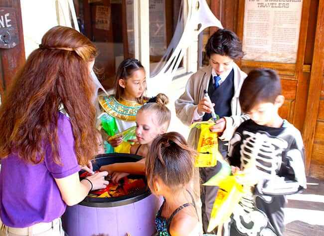 Orange County Trick Or Treating