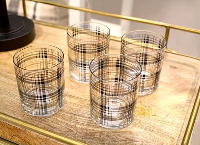 Plaid Glasses