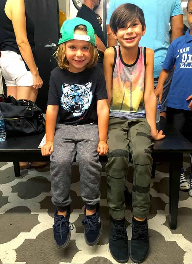 Skater Shoes for Boys