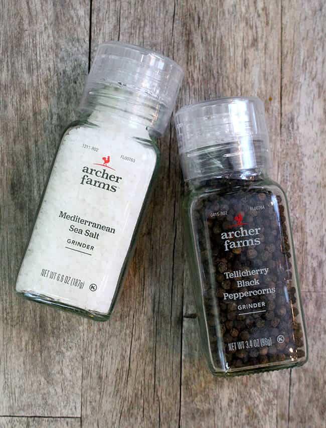 Archer Farms Salt and Pepper