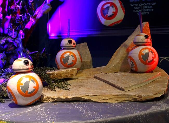 BB-8 Souvenier Cups