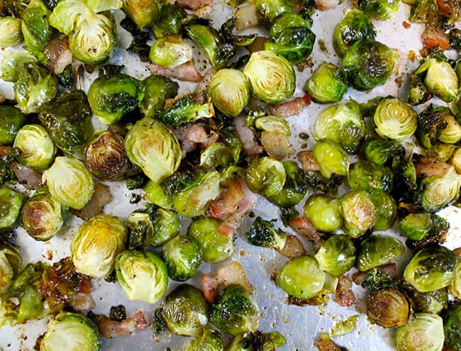 Best Roasted Brussels Sprouts Recipe