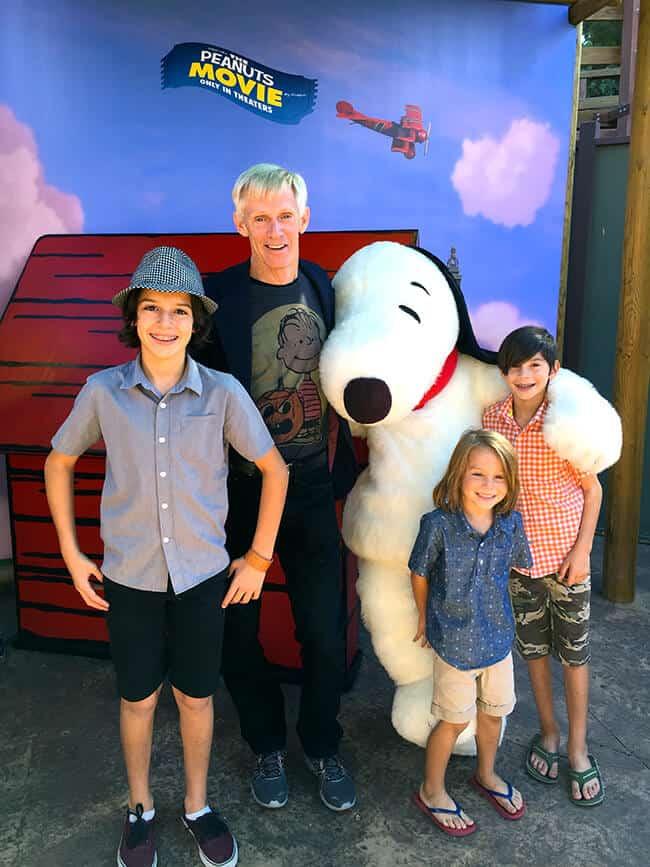 Craig Schultz - Peanuts Movie