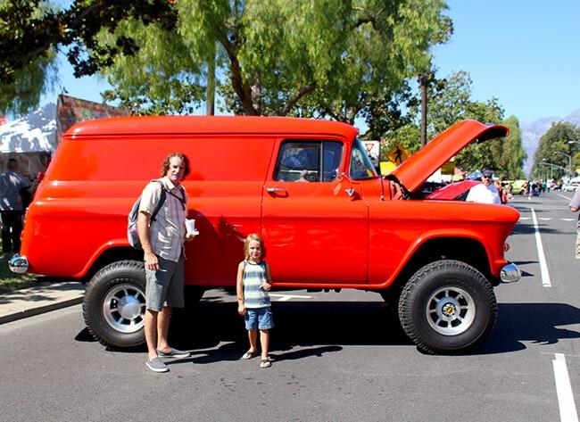 Cruisin Reunion Monster Truck