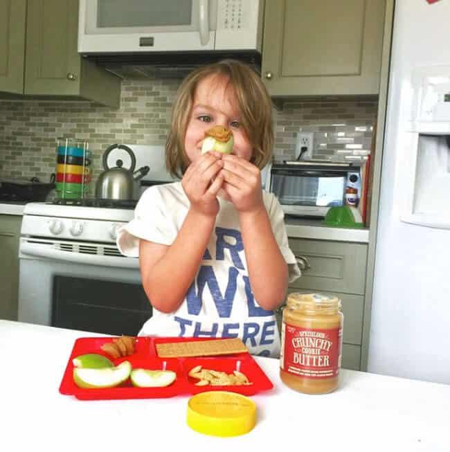 Kids Snacks Time