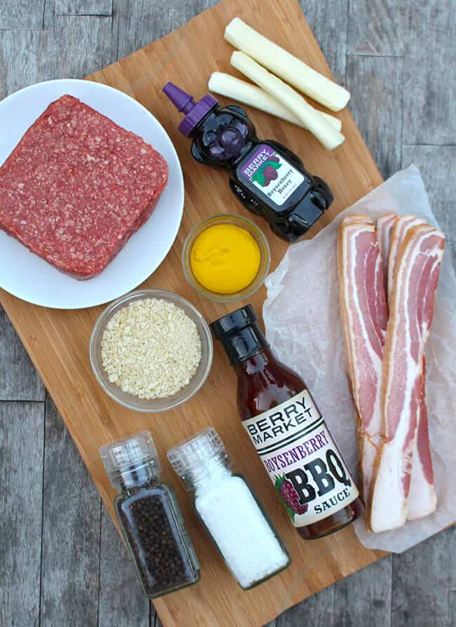 Recipe for Barbeque Meatloaf