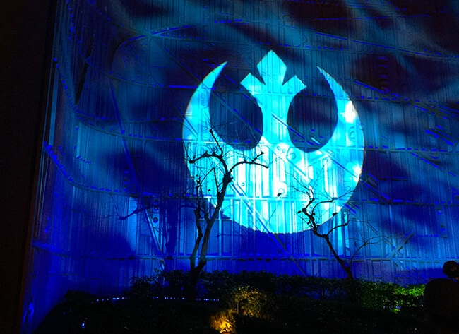 Season of the Force at Disneyland