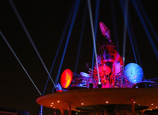 Season of the Force at Disneyland's Tomorrowland