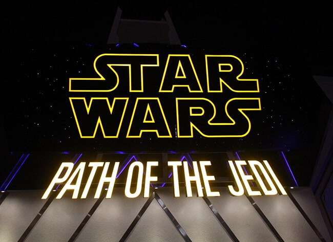 Star Wars Path of the Jedi