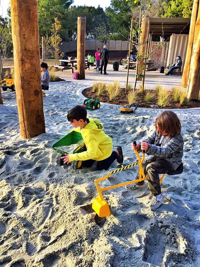 Adventure Playground Contruction Toys