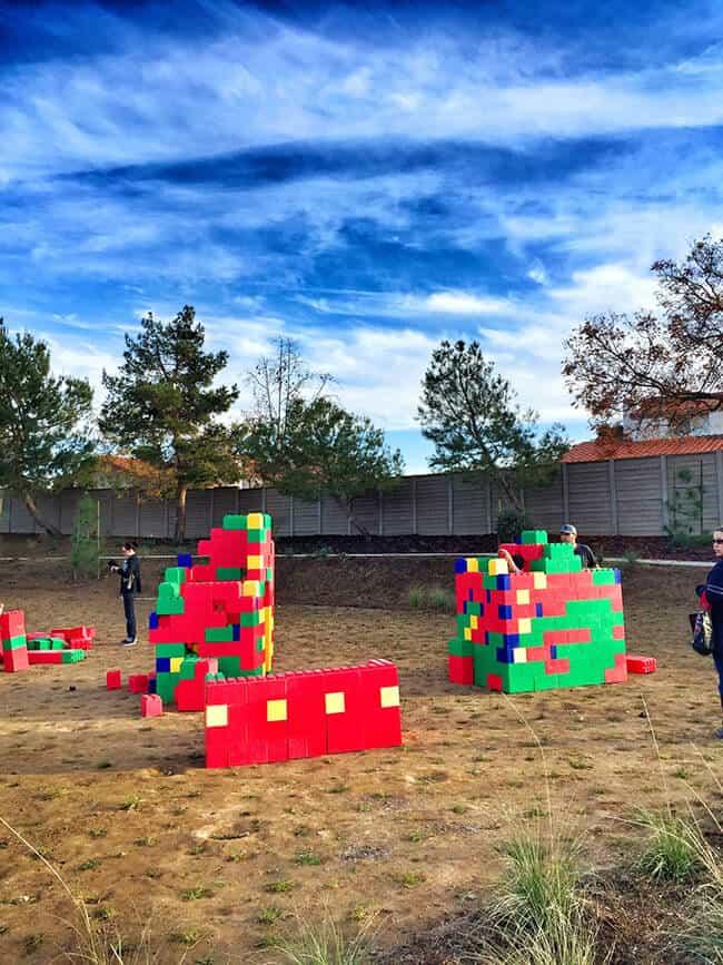 Adventure Playground Irvine Giant Legos