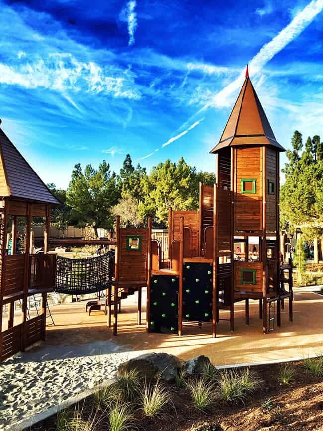 Adventure Playground in Irvine Information