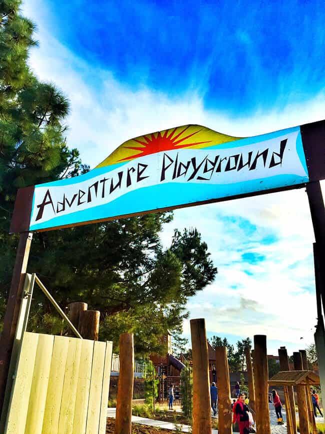 Adventure Playground in Irvine