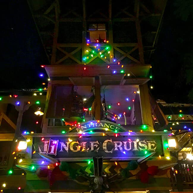 Disneyland Jingle Cruise
