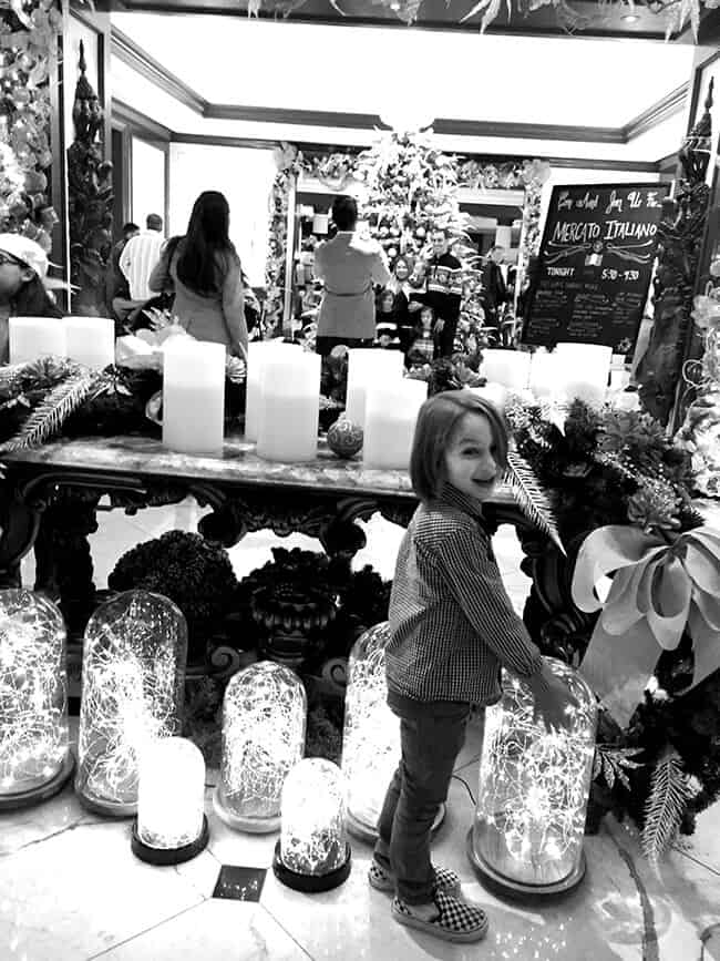 Four Seasons Christmas Decorations