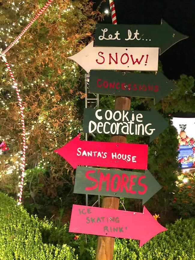 Let It Snow Event Westlake