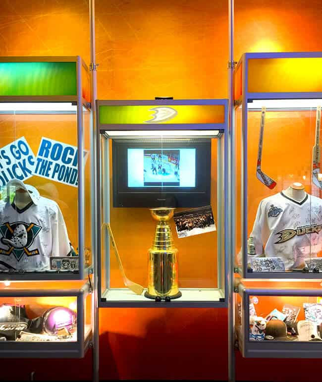 Science of Hockey at Discovery Cube Information