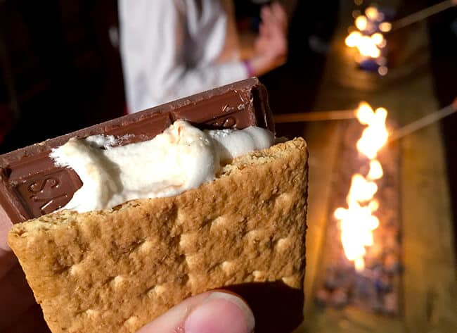 Smore at the Four Seasons