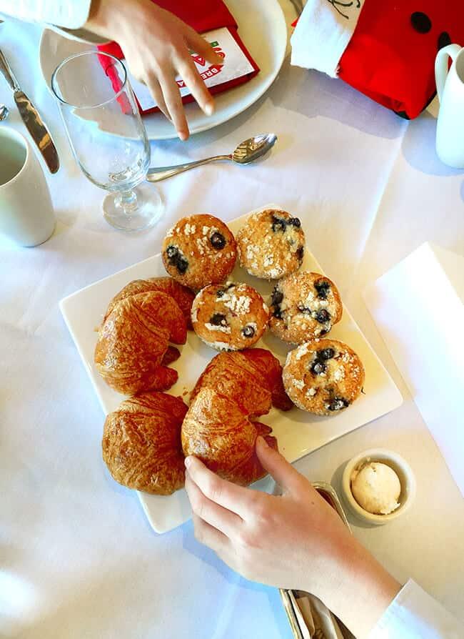 Southern California Breakfast Buffet
