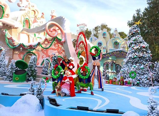 The Grinch on the Backlot Studio Tour