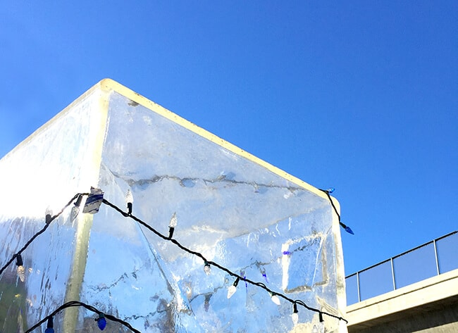 Winter Wonderfest at the Cube