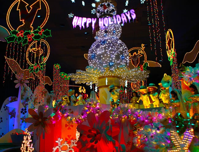 it's a small world holidays