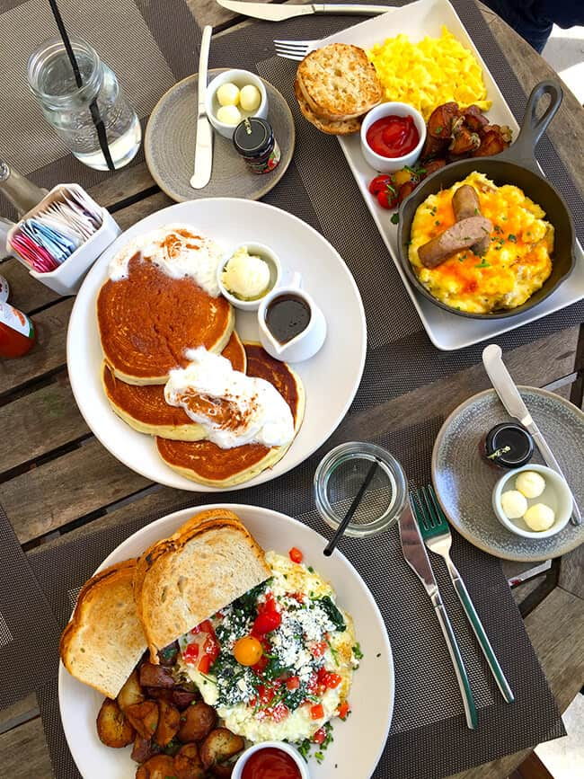Brunch Places in Orange County