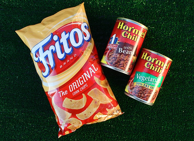 Chili and Fritos