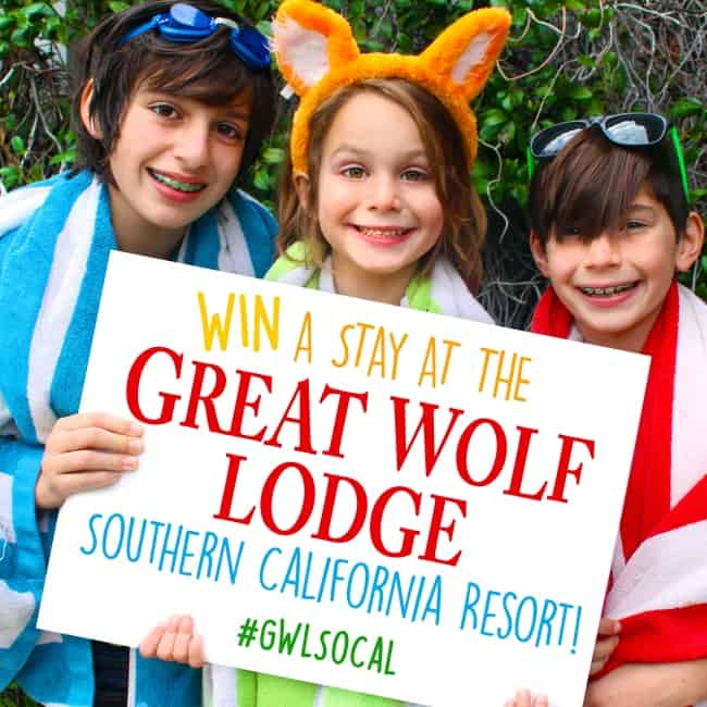 Great Wold Lodge Contest