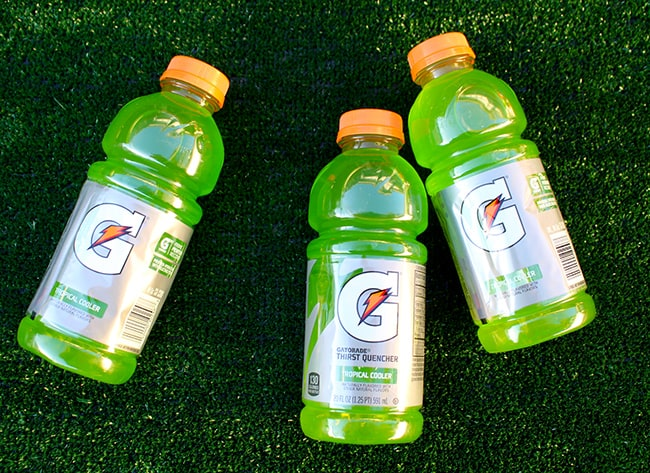 Green Gatorade