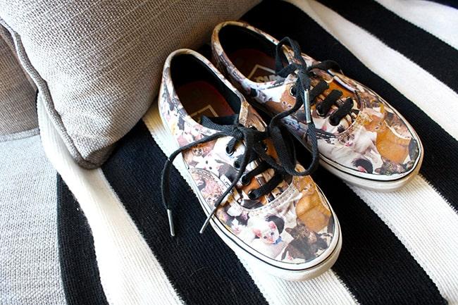 Kids Cat Shoes