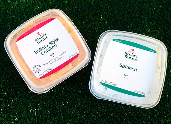 Target Archer Farms Vegetable Dips
