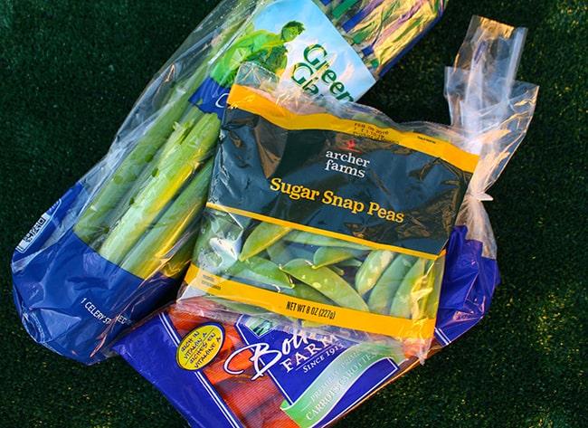Target Fresh Vegetables
