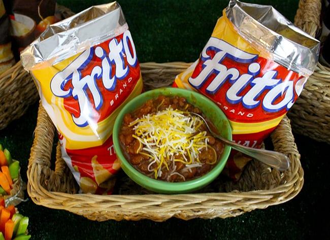 Target Super Bowl Food